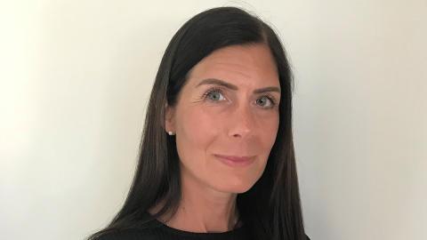 Jenny Johrin, ny verksamhetschef för Vatten och avlopp