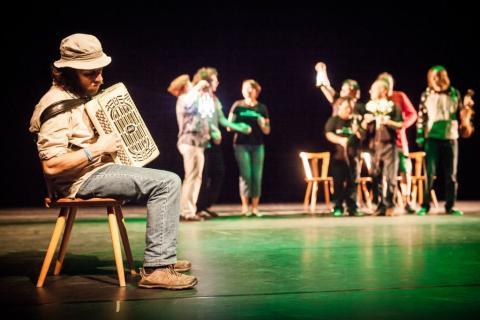 """Aktion Mensch fördert inklusives Theaterprojekt """"Theater ohne Grenzen"""" in Hamburg mit mehr als 62.000 Euro"""