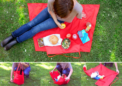 Yield Picknickbag