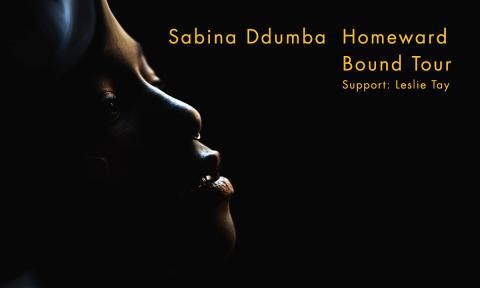 Sabina Ddumba till Linköping i vår