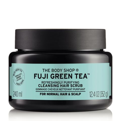Fuji Green Tea™ Refreshingly Purifying Cleansing Hair Scrub & Hydrating Conditioner