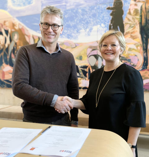 KONGSBERG and the Norwegian Society for Sea Rescue join forces to develop new SAR solutions
