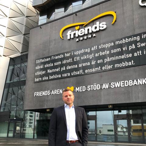 Military Work ny leverantör av arenaproduktionstjänster till Stockholm Live.