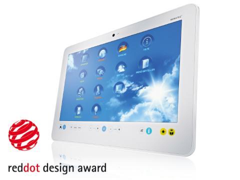 Reddot Design Award till Bewatec patientterminaler