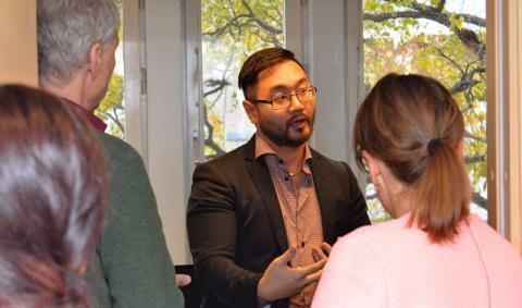 NTI-skolan inspirerar på innovationsvecka i Umeå