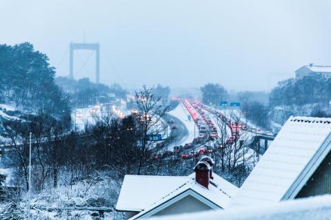 Vinter Göteborg