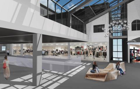 H&M storsatsar och flyttar till Träkronan i Piteå