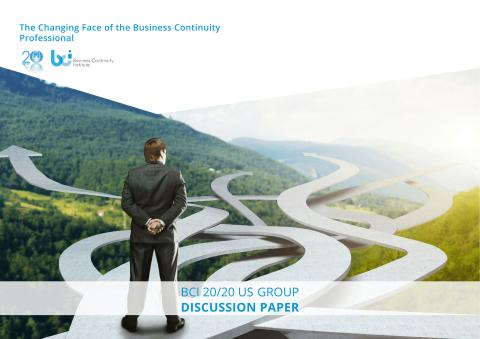 The changing face of the business continuity professional