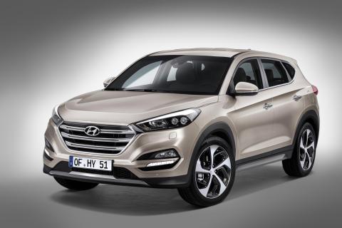 Hyundais nyheter på bilsalongen i Geneve 2015