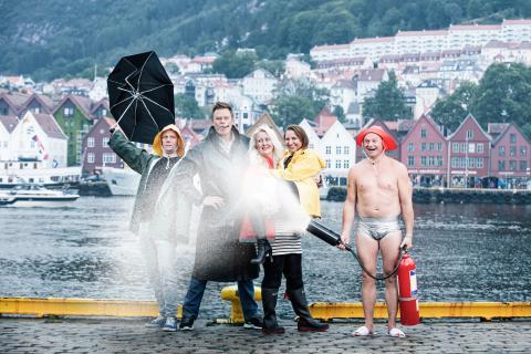 P5 Hits blir Bergens eneste lokale radiokanal