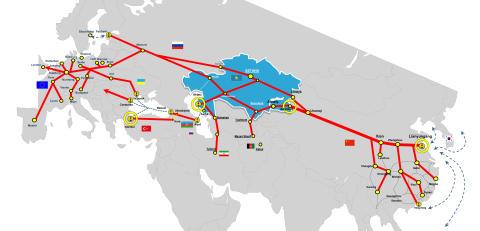 Snart kan du få prylar från Kina på bara tio dagar