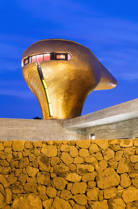 Wind House ritat av arkitekten Moon Hoon