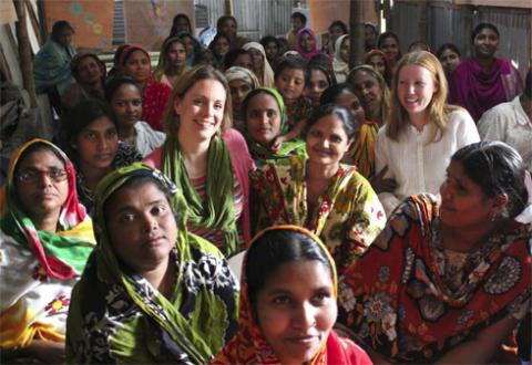 Sida besöker WaterAid i Bangladesh