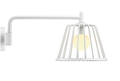 Axor_LampShower_by Nendo_Wall_White