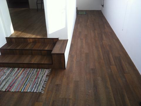HERF and Laminate Flooring