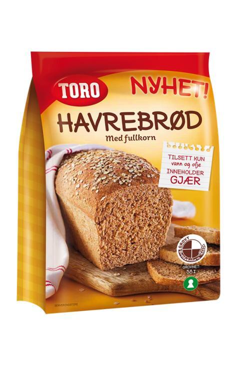 TORO Havrebrød