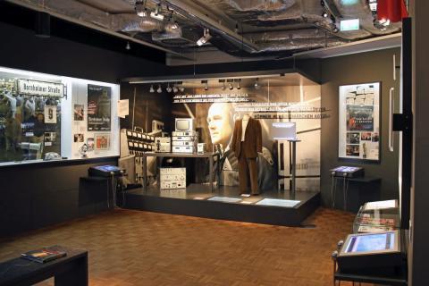 Ausstellungsraum DDR - Das Leben der Anderen