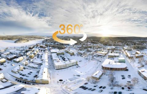 Gold of Lapland visar smygpremiär för virtuellt upptäckande