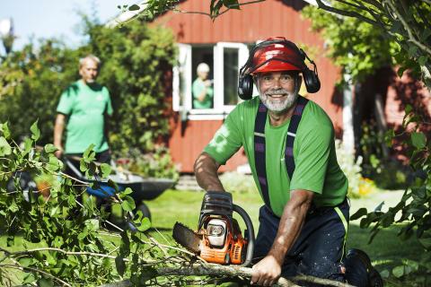 Vill du må bättre som pensionär – börja jobba igen