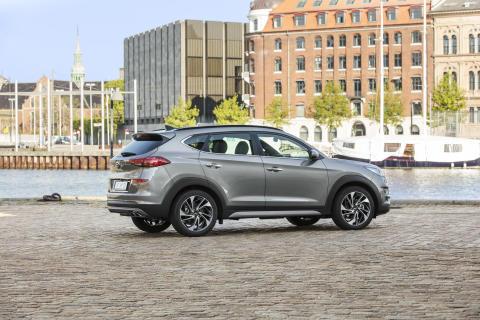 New Hyundai Tucson (20)