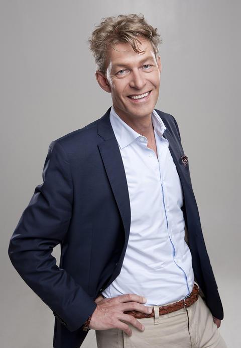 Robert Wilhelmsson ny distriktsdirektör för Stockholm City