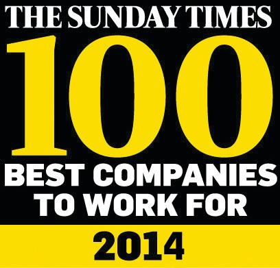 ID Medical debuts in The Sunday Times 100 Best Mid-Sized Companies to Work for 2014