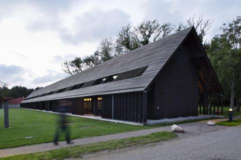 Nørre Vosborg, Norre Vosborg