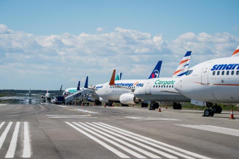 Resenärsrekord på Stockholm Arlanda Airport