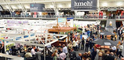 lunch! exhibitors unveil their show highlights for 2015