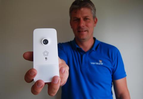 Verisure lanserer ny kameradetektor