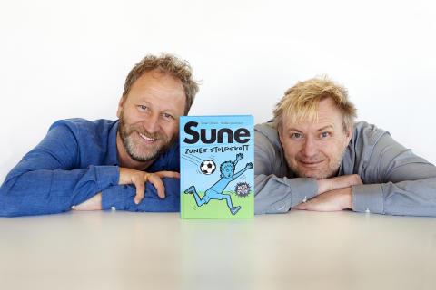 Fotbollsfeber med Sune!
