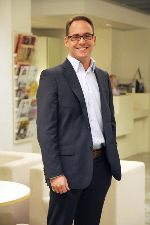 Fredrik Kolterjahn ny analyschef på JLL