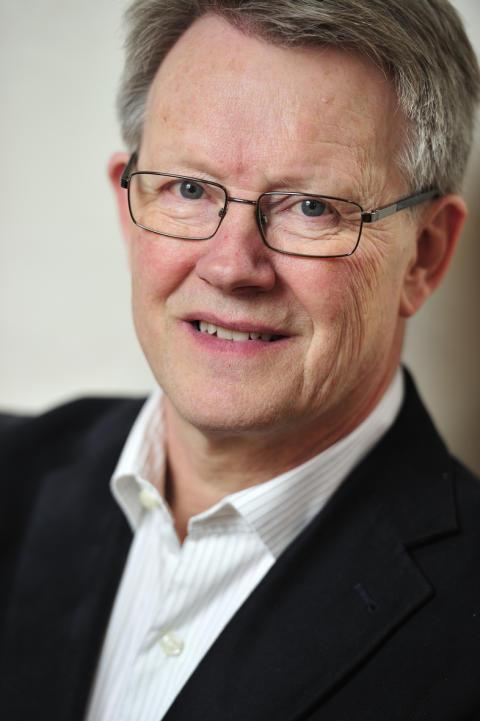 Författarporträtt, Lars Björklund (fotograf: Magnus Aronson)
