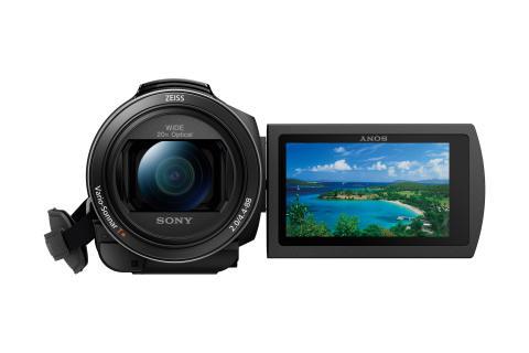 Fang dit livs vigtigste øjeblikke i 4K med den nyeste Handycam®-serie fra Sony