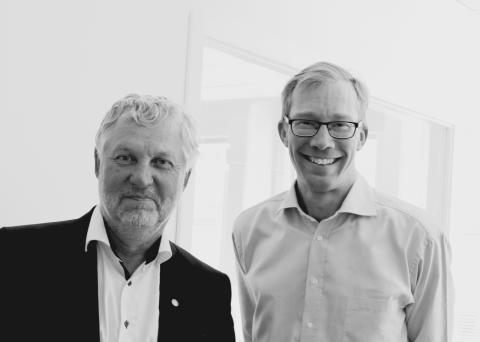 Peter Eriksson besökte Kivra