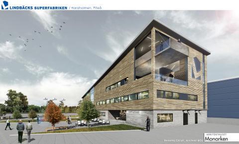 Nu bygger vi Europas modernaste produktionsanläggning
