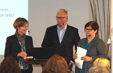 Centrala parter gav gemensam information om nytt avtal