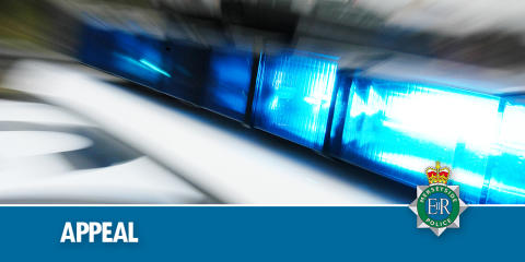 Appeal for information following serious RTC on Hale Drive, Speke