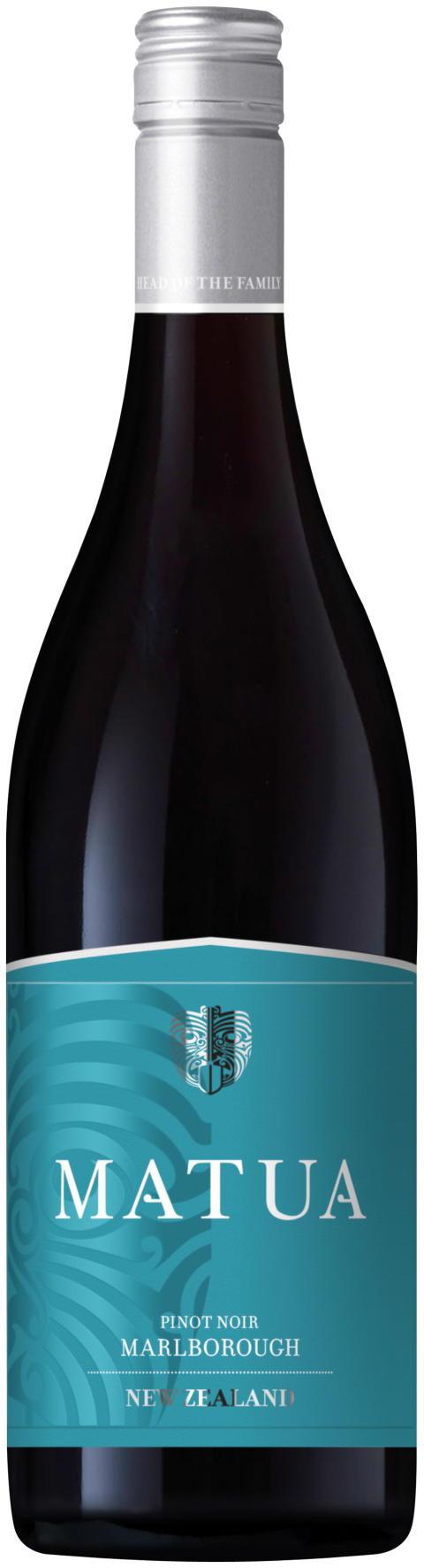 Matua Marlborough Pinot Noir 2014