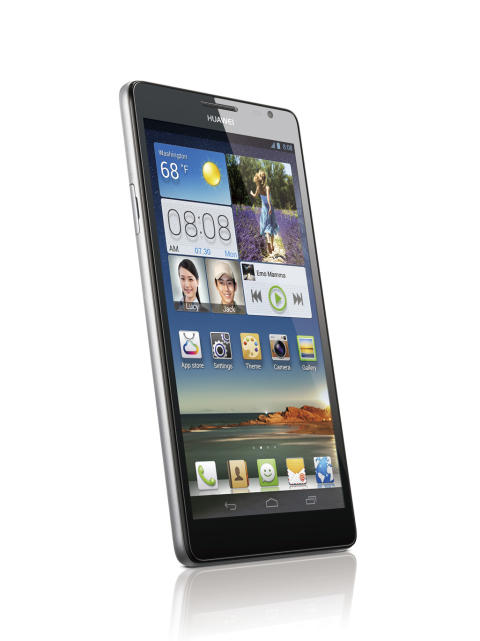 Huawei Ascend Mate  - FRONT 2