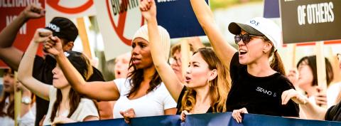 Scientologer slår tillbaka mot diskriminering