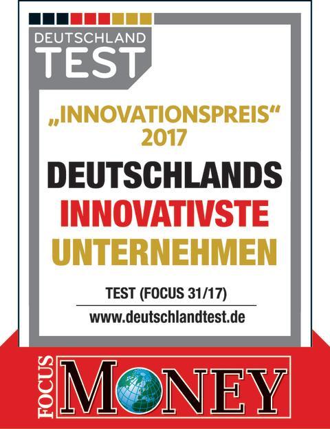 """Buchbinder Rent-a-Car erhält """"Innovationspreis 2017"""""""