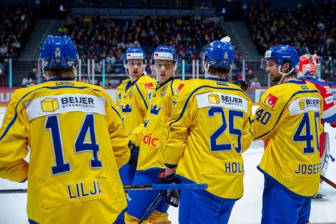 Beijer Hockey Games blir ännu större – tar plats i Globen