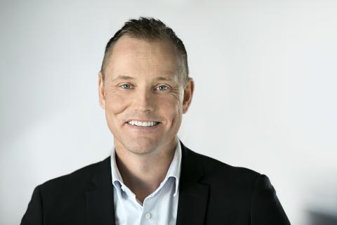 Fredrik Johanson ny vd på Woody Bygghandel AB