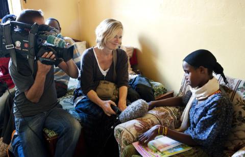 Pris till TV4-dokumentär om Operation Smile - Sveriges bästa barnreportage