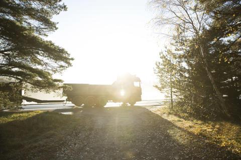 Kraftigt förbättrade parametrar för hållbara transporter