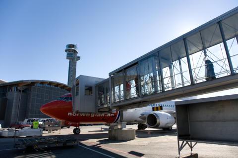 Nye ruter fra Oslo Lufthavn