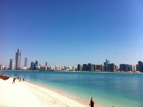 Solresor storsatsar i Förenade Arabemiraten