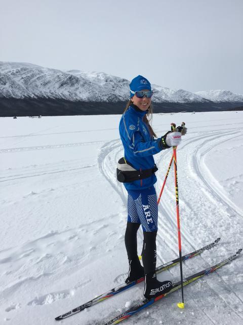 Team Åre Sweden - Lina Korsgren Åre Längdskidklubb