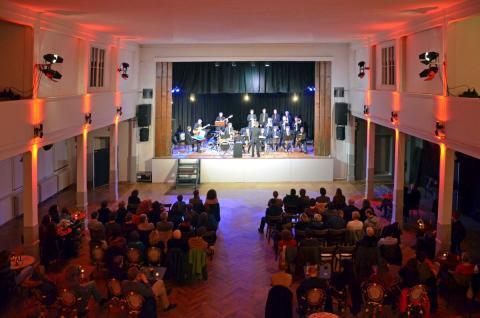 Jugend-Jazzorchester Sachsen kommt in den Leipziger Centralpalast